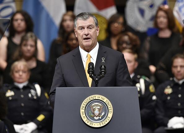 Mike Rawlings, alcalde de Dallas