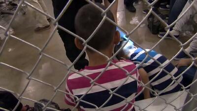 Escucha a estos niños que acaban de ser separados de sus padres en la frontera
