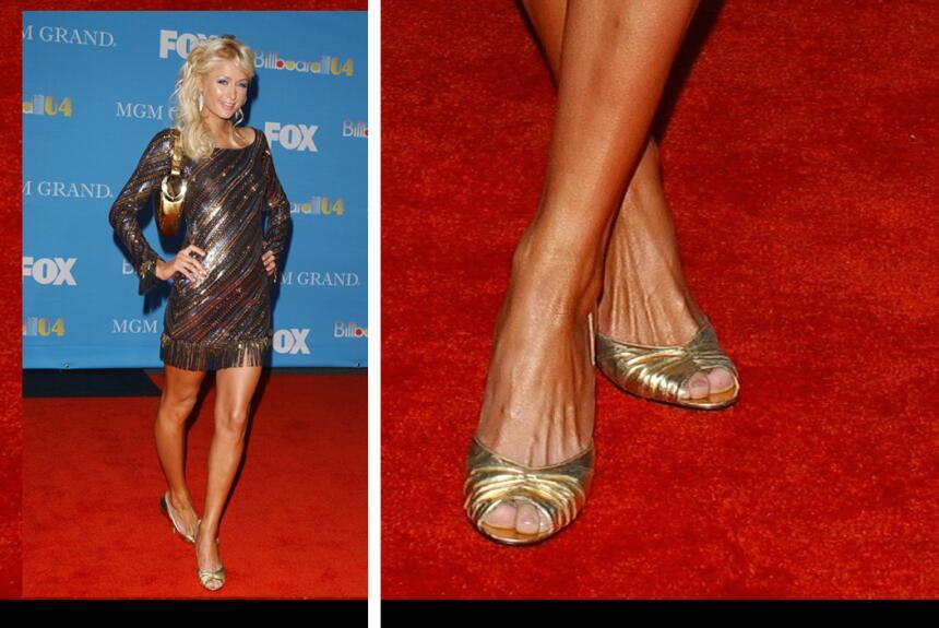 Paris Hilton pies