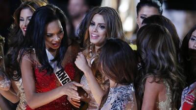 """Miss Alemania: """"Ninguna de nosotras votó por Filipinas"""""""