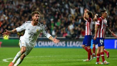 El video recuerda el histórico gol del defensor que mandó al alargue la...