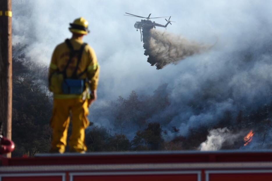 Las autoridades prevén que el 31 de agosto esté controlado el incendio.