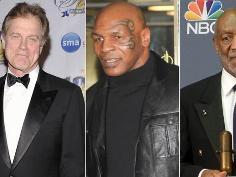 Estas celebridades estuvieron en el ojo del huracán y hasta sus c...