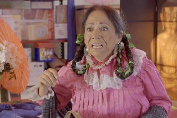 """""""Esta señora es más brava que el chile habanero""""."""