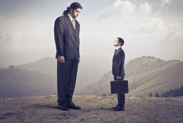 La estatura Otra cosa que en verdad les afecta es la estatura, pues tamb...