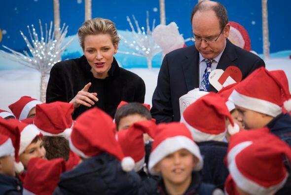 En definitiva, la Navidad le sienta muy bien a la realeza de Mónaco.