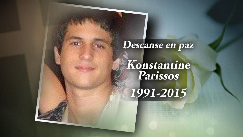 "Konstantine ""Kostaky"" Parissos"