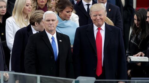 Las promesas cumplidas de Donald Trump en sus primeros 100 días como pre...