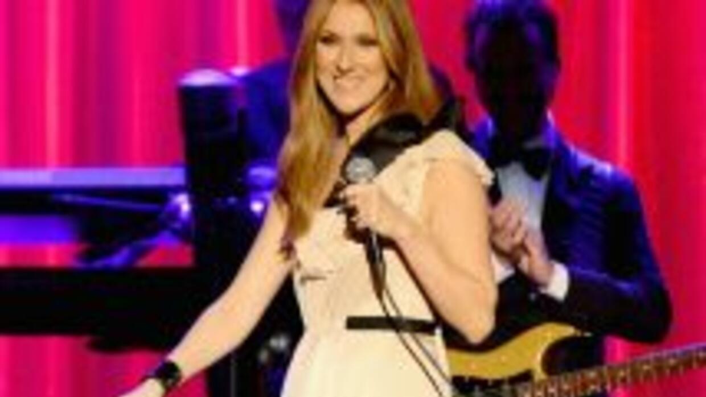 La cantante candiense Celine Dion anunció que cancelaba todas sus presen...