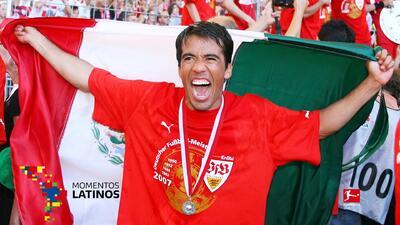 Los fichajes de Pável Pardo y Ricardo Osorio: el VfB Stuttgart se 'mexicaniza'