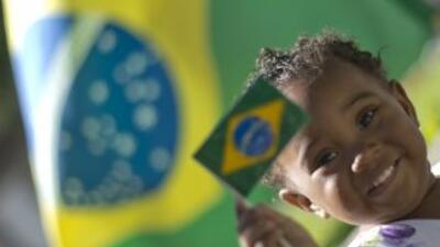 Brasil se viste de fiesta para recibir la visita del Papa Francisco.