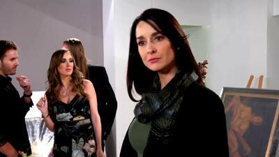 Isadora se marchó a Venecia para tratar de olvidar a Raúl