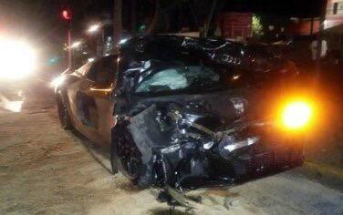 Los accidentes de carros de los futbolistas