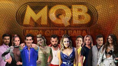 Estos son los 10 famosos que dejarán el alma en la pista de MQB