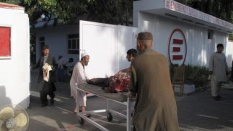 Los talibanes han amenazado con asesinar a los ciudadanos que colaboren...