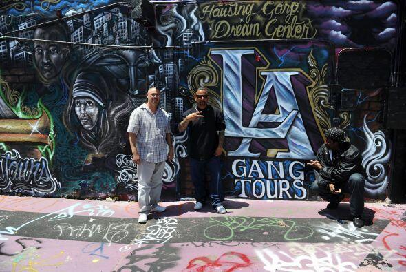 El fenómeno de las pandillas en Estados Unidos sigue siendo un problema...