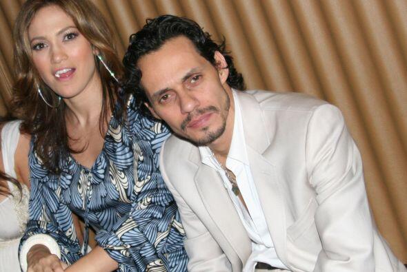 ¿Te gustaba la pareja que hacían Jennifer Lopez y Marc Anthony?  Mira lo...