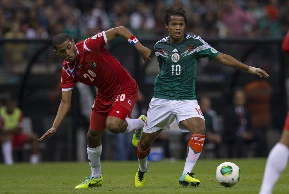 México y Panamá se han enfrentado en 13 ocasiones con siete partidos gan...