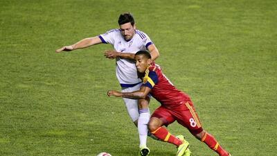 Real Salt Lake 1 - Orlando City 1: Kaká fue expulsado en el empate de su...