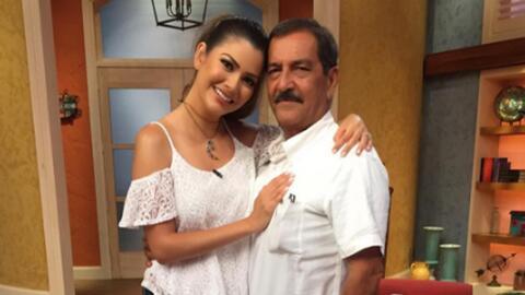 El padre de Ana Patricia celebra su cumpleaños