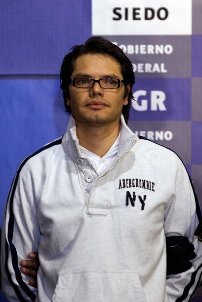 Vicente Carrillo Leyva fue capturado el 1 de abril de 2009, mientras hac...