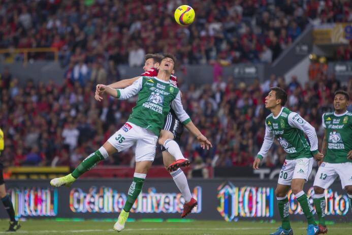 Atlas vs. León jornada uno Clausura 2018
