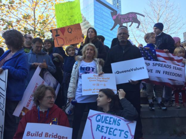 Residentes en Queens destacaron el valor de la diversidad en el condado.