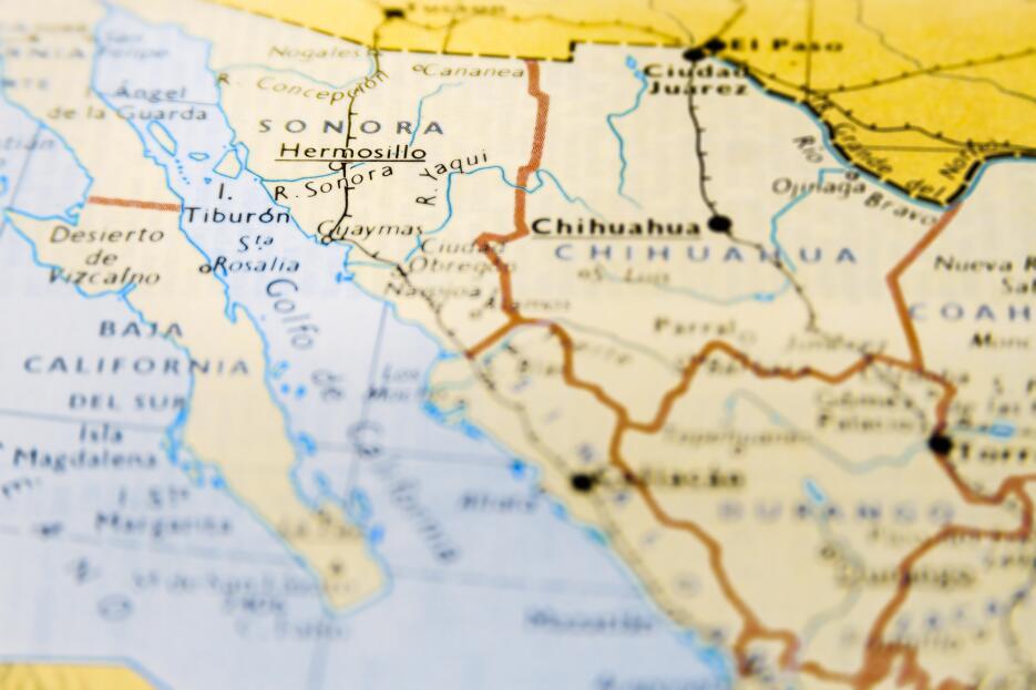 Triangulo Dorado en El Chapo