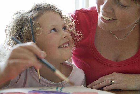 HÁBLALE ESPECÍFICAMENTE DE ARTE - Cuando hables con tu hijo acerca de su...