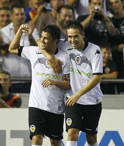 Valencia apuesta a la estabilidadEl mejor fichaje del Valencia volvió a...
