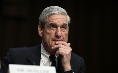 Robert Mueller, fiscal especial que conduce la investigación sobr...