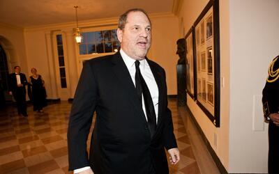 Harvey Weinstein, el productor de Hollywood acusado de acoso sexual.