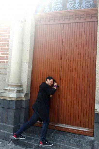 Si te cierran una puerta… ábrela. #Amigos #Drems #Fun #VaPorTi #Espiridi...