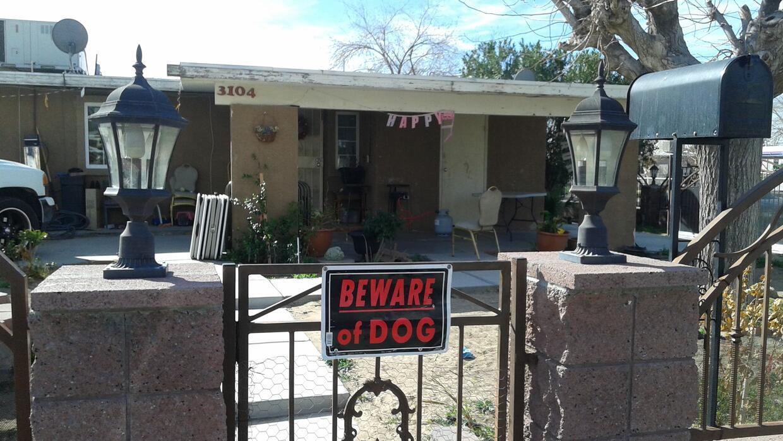 La casa donde se crió Marco Rubio en Las Vegas