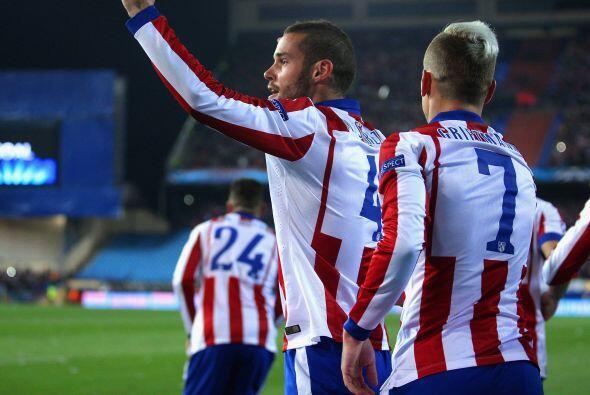 El Atlético de Madrid necesitó de los penales para definir su pase en la...