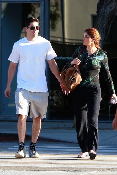 Se mudó a Los Ángeles para comenzar una nueva vida y cuidar de sus hijos.