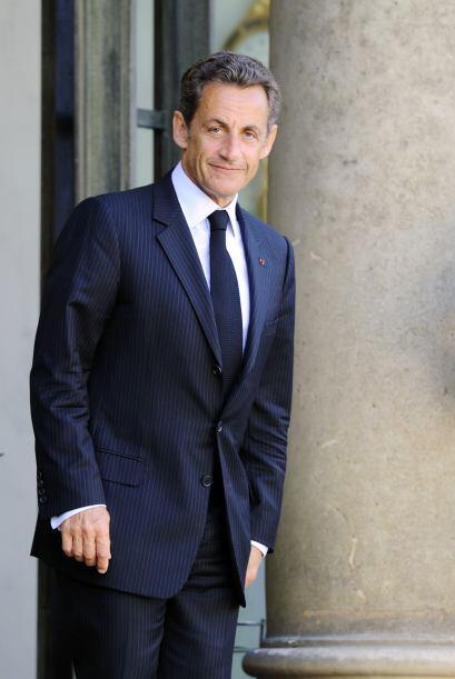 El presidente francés Nicolas Sarkozy realiza una visita oficial a Polon...