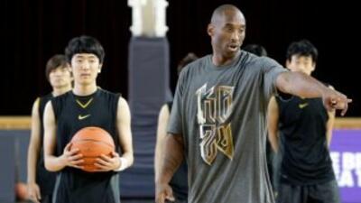 Kobe Bryant rechazó la oferta del Besiktas de Turquía.