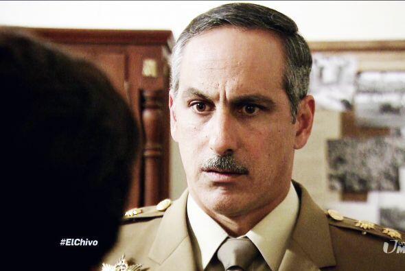 Después de regañarlo por desobedecer sus órdenes, Trujillo le prometió q...