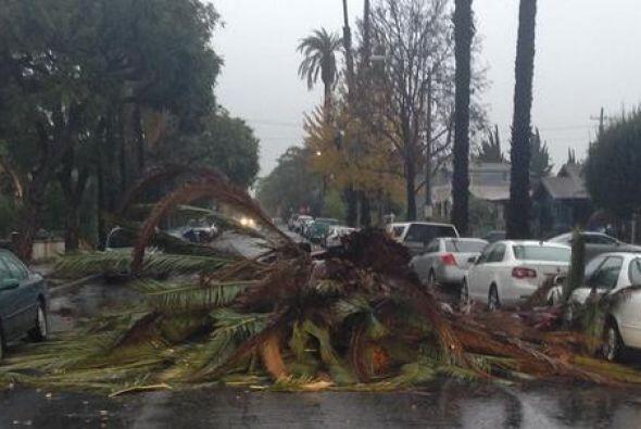 23 mil  residentes sin servicio de electricidad en Los Ángeles, según el...