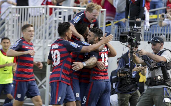 Estados Unidos y Panamá se presentan con un deslucido empate Mex Gol Dom...