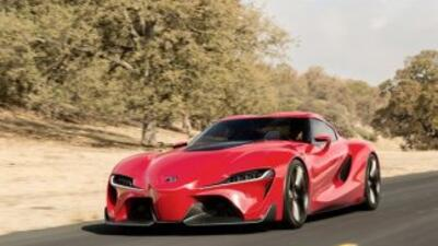 Toyota FT-1 Concept 2014