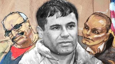 Traiciones, corrupción y muerte: las claves del juicio a 'El Chapo' Guzmán en EEUU (fotos)