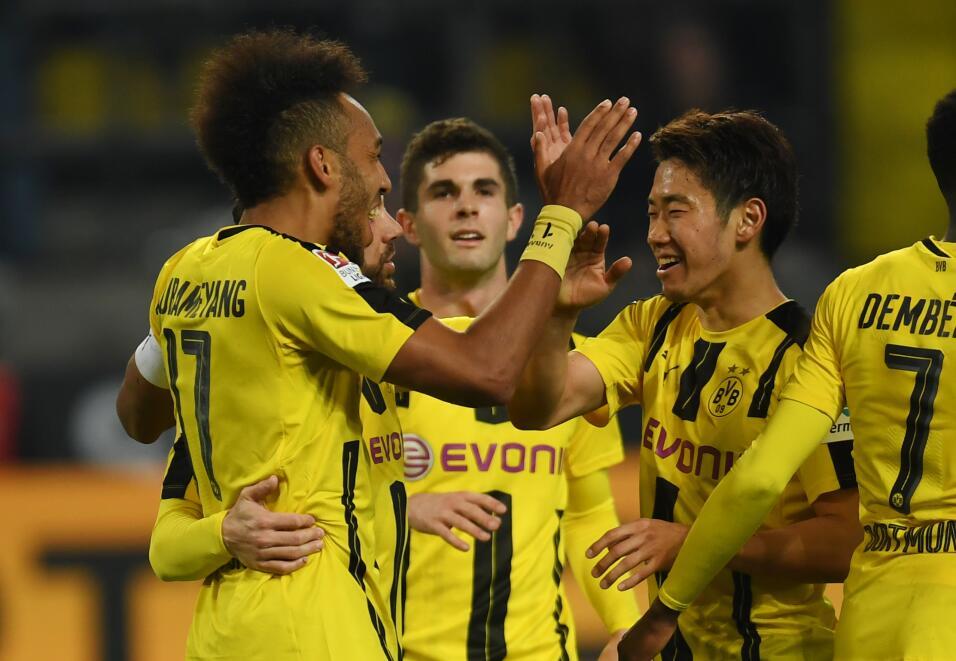 7. Borussia Dortmund (Alemania - UEFA) / 250 puntos