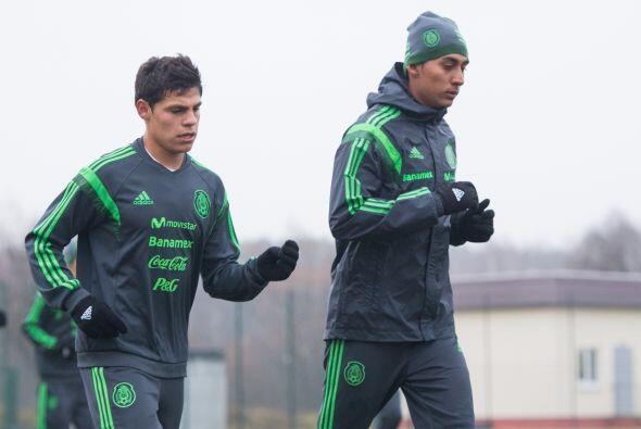 El juvenil de Pachuca ya ha demostrado ser capaz de jugar bajo presi&oac...