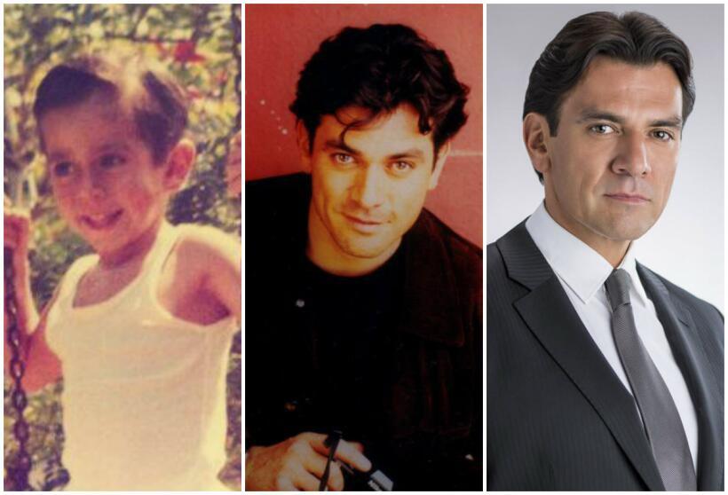 Jorge Salinas Cumpleaños