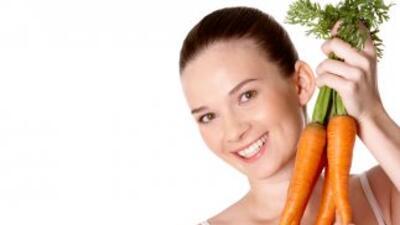 La zanahoria tiene muchos nutrientes y propiedades, como favorecer la vi...