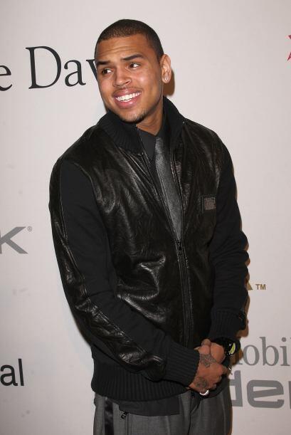 Chris Brown tuvo una época en la que nada le salía bien… Agredió a su en...