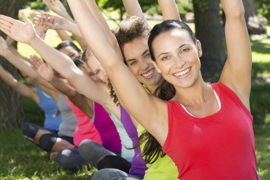 Caminar o practicar alguna actividad física es de gran ayuda para...
