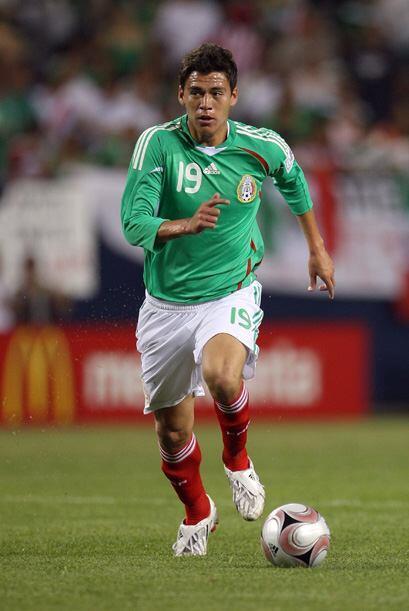 Héctor Moreno participa en el AZ Alkmaar de Holanda, club con el que ha...